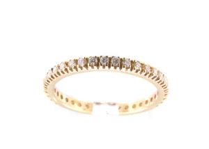 anello girodito in oro rosa