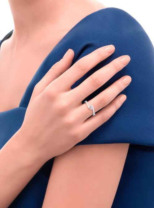 anello diamante